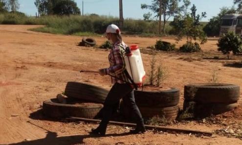 Equipe de Vigilância Sanitária realiza ação educativa no Distrito de Campinas do Araguaia